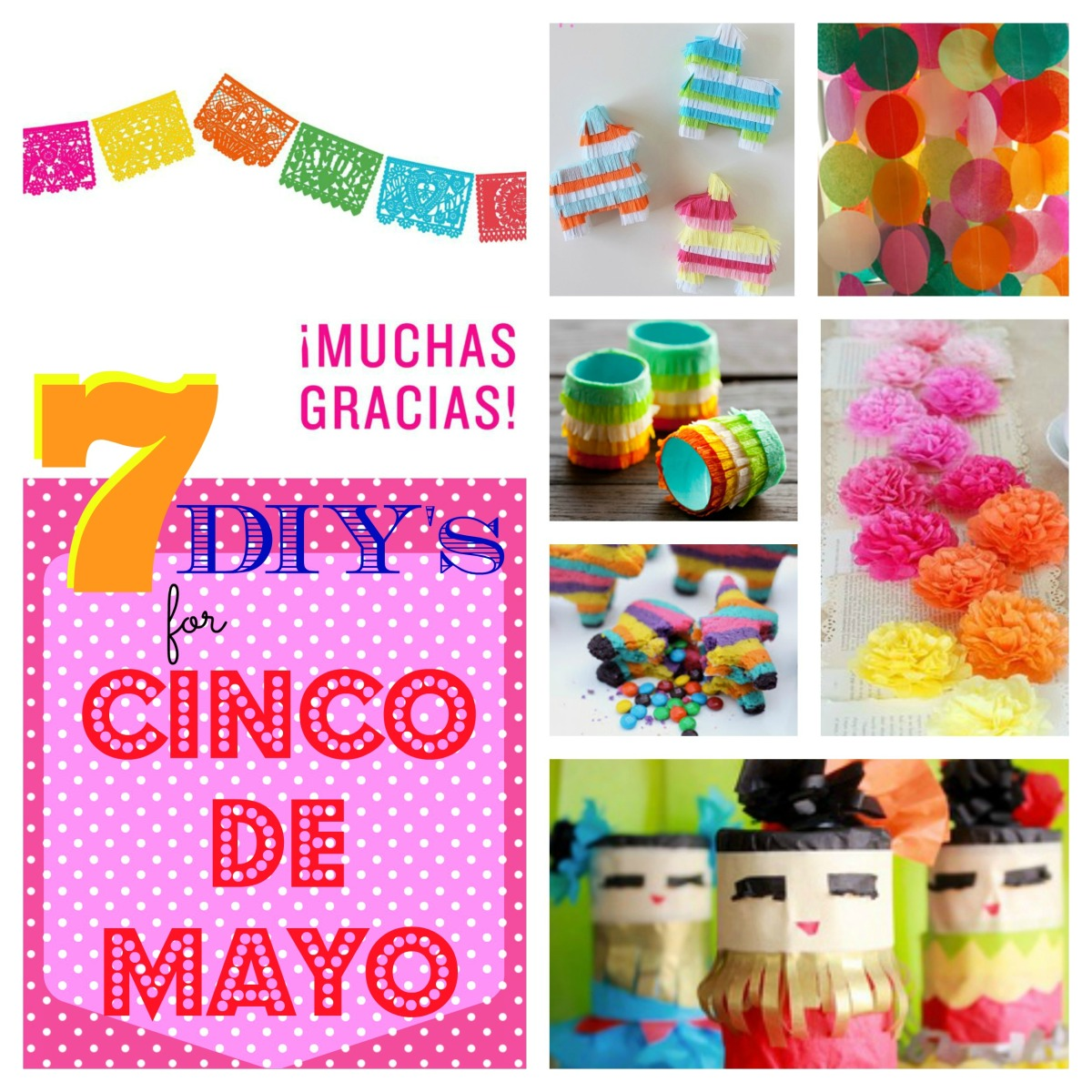 7 DIY Projects For Cinco De Mayo