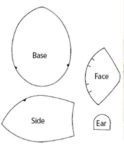 Ear diagram clip art as well How To Draw A Dog furthermore 23362491789983898 as well How To Draw A Bear in addition Cartoon Elephants. on pig nose