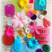 Make A Junk Journal Embellishment Kit