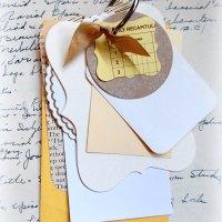 Mini Junk Journal Album Tag Kit