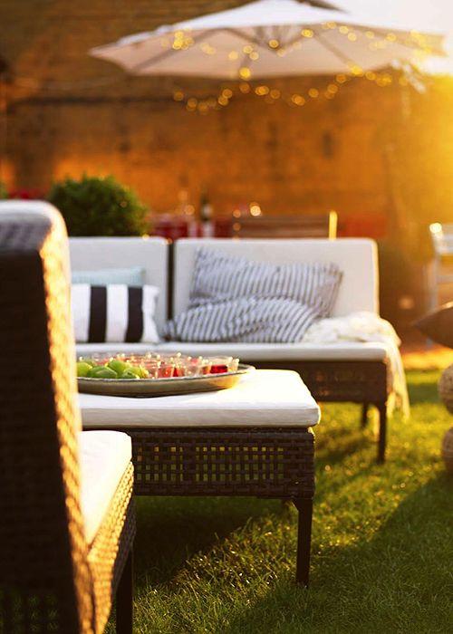 favorite outdoor space