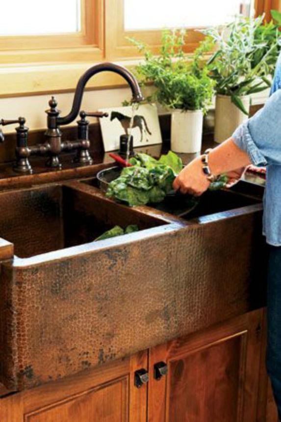 copper-sink