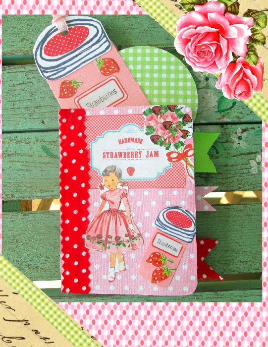 strawberry journal