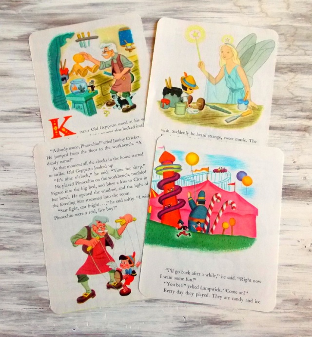 vintage-pinocchio-pages