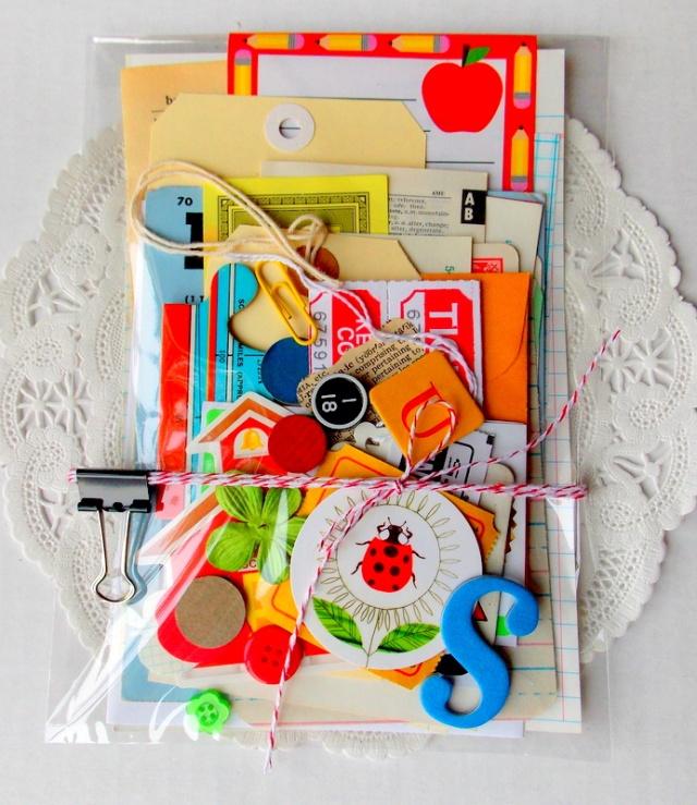 teacher school kit